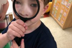 methodist elc - magnifying glass